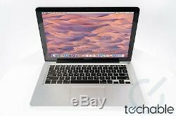 Apple MacBook Pro 13 Pre-Retina / 2.4GHz Intel / 8GB RAM / 3 Year Warranty