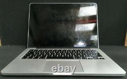 Apple MacBook Pro 13 Retina Laptop 2.7GHz Intel Core i5 8GB RAM 128GB SSD 2015