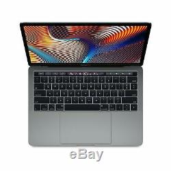 Apple MacBook Pro 13 with Touch Bar i5 8GB 512GB SSD MV972LL/A Gray 2019