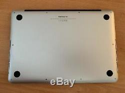 Apple MacBook Pro 13in, 2.6GHz Core i5, 8GB Ram, 128GB SSD, 2014 (P86)