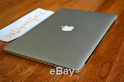 Apple MacBook Pro 15 2015 RETINA i7 4980HQ Turbo 4.0GHz 16GB 1TB M370X GDDR5