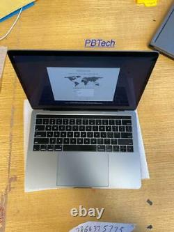 Apple MacBook Pro 15.2 13.3 Late 2018 Touch Bar i5 2.3Ghz 16GB 512GB Grey A1989