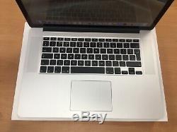 Apple MacBook Pro 15, 2.2 GHz Core i7, 16GB Ram, 500GB SSD, 2015 (P0)