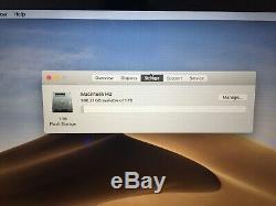 Apple MacBook Pro 15 2.8GHz Core i7,16GB Ram, 1TB SSD, 2014 (P38)