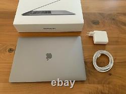 Apple MacBook Pro 15.4 Zoll (512 GB, Intel Core i7 8. Gen. 4.3GHz, 16GB)