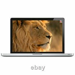 Apple MacBook Pro 15 Inch i7 2.66GHz 8GB 1TB SSD Get OS X 2017 Warranty