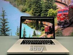 Apple MacBook Pro 15 Laptop / 3.3GHz Core i7 / 8GB RAM 1TB / 3 YEAR WARRANTY