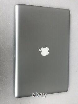 Apple MacBook Pro 15 Q Core i7 2.3Ghz 8GB 1TB (MID, 2012) A Grade 6M Warranty