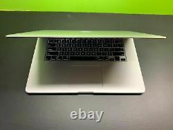 Apple MacBook Pro 15 RETINA Laptop QUAD CORE i7 512GB SSD WARRANTY OS-2017
