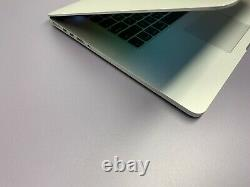 Apple MacBook Pro 15 RETINA Quad Core i7 16GB RAM 1TB SSD WARRANTY OS2020
