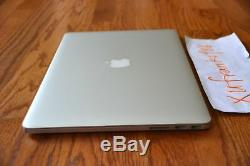Apple MacBook Pro 15 RETINA i7 4870HQ Turbo 3.7Ghz 16GB 512GB PCIe SSD NVIDIA