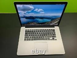 Apple MacBook Pro 15 Retina 16GB RAM 1TB SSD QUAD CORE i7 3 YEAR WARRANTY