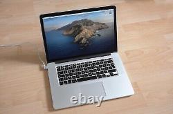 Apple MacBook Pro 15 Retina 2,5GHz i7 16 GB RAM 512 GB SSD MJLT2D/A Mid 2015