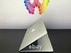 Apple MacBook Pro 15 Retina 3.3GHz Quad Core i7 16GB RAM 1TB SSD WARRANTY