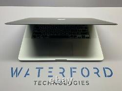 Apple MacBook Pro 15 Retina 3.4GHz Quad Core i7 Turbo 16GB RAM 1TB SSD
