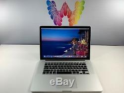 Apple MacBook Pro 15 ULTRA HIGH RETINA 3.4 TURBO i7 16GB RAM 1TB SSD WARRANTY