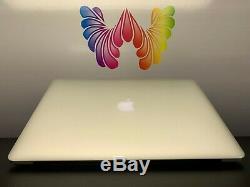 Apple MacBook Pro 15 ULTRA HIGH RETINA 3.4 TURBO i7 16GB RAM 2TB SSD WARRANTY