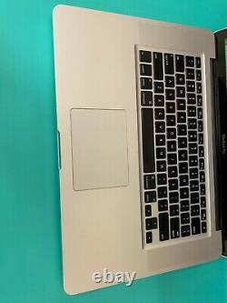Apple MacBook Pro 15 inch Laptop Intel Core 8GB RAM MacOS 1TB SSD