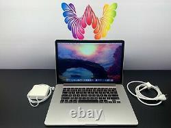 Apple MacBook Pro 15 inch Retina QUAD Core i7 3.3Ghz 16GB RAM 1TB SSD