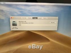 Apple MacBook Pro 15in, 2.2GHz Core i7, 16GB Ram, 256 SSD, 2015 (P83)