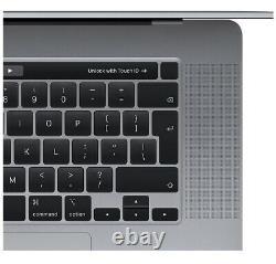 Apple MacBook Pro 16 2019 2.6GHz i7 16GB 512GB Space Grey UK MVVJ2b/a