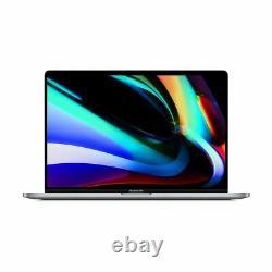 Apple MacBook Pro 16 2019 i9 8Core 2,4 GHz 16 GB RAM 512 GB SSD AMD 4 GB