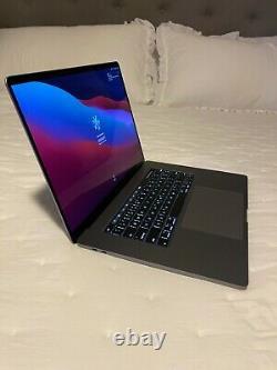 Apple MacBook Pro (16-inch 2019) 2.4 GHz Intel Core i9 4TB SSD 64GB RAM 5500M