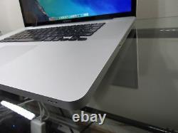 Apple MacBook Pro 17 HIGH END PRE-RETINA 8GB RAM 1TB STORAGE 3 YEAR WARRANTY