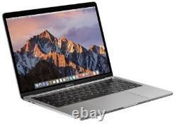 Apple MacBook Pro 2017 Touchbar 13,3 Core i7, 1TB SSD, 16GB Ram, 10.15 OVP 2018