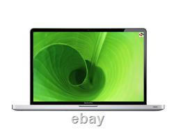 Apple MacBook Pro 2.53GHz 8GB 500GB 15.4 Notebook OS X El Capitan Warranty