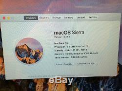 Apple MacBook Pro A1278 13 2011 500GB 4GB RAM i5 Processor +OFFICE 2016