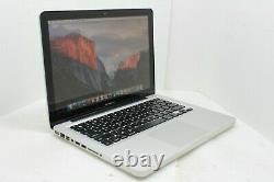 Apple MacBook Pro A1278 2012 13 Core i5 2.5GHz 4GB RAM 500GB HDD withZOOM OS 2019