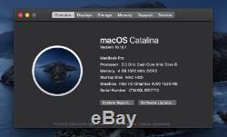 Apple MacBook Pro A1278 Core i5 2.5GHz 13-Inch (Mid-2012) 4GB RAM 500GB HDD