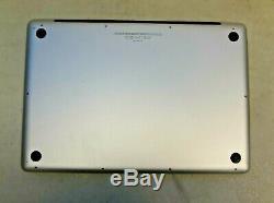 Apple MacBook Pro A1286 Mid 2009 15 Core 2 P8700 8GB 120GB HDD (44)