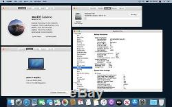 Apple MacBook Pro A1398 2.5Ghz i7 16GB 512gb 15.4 Laptop Mid 2015 MJLT2LL/A