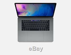 Apple MacBook Pro A1707 15.4 i7 7700HQ 2.8GHz 16GB 512GB Touch Bar MPTT2LL/A