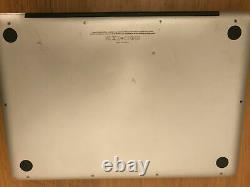 Apple MacBook Pro Core 2 Due 2.40 GHz 4 GB 320 GB HDD 13 Mid 2010