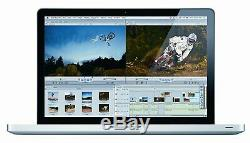 Apple MacBook Pro Core 2 Duo 2.4GHz 4GB RAM 250 GB 13 MC374LL/A