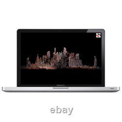 Apple MacBook Pro Core i5 2.4GHz 16GB 500 GB SSD 13.3 Updated & Warranty