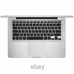 Apple MacBook Pro Core i5 2.5GHz 4GB RAM 500GB HD 13 MD101LL/A