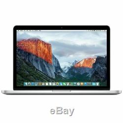 Apple MacBook Pro Core i5 2.7GHz 8GB RAM 256GB HD 13 MF840LL/A