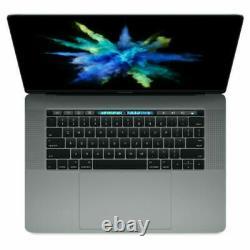 Apple MacBook Pro Core i7 Retina 2.6GHz 16GB RAM 256GB SSD Touch 15 MLH32LL/A