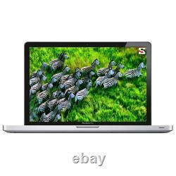 Apple MacBook Pro Notebook P8400 2.26GHz 8GB 500GB 13.3 inch Warranty