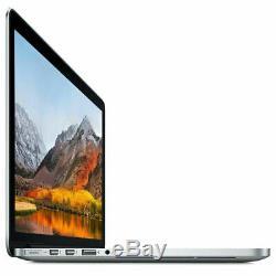 Apple MacBook Pro Retina Core i5 2.5GHz 8GB RAM 256GB SSD 13 MD213LL/A