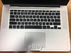 Apple MacBook Pro Retina Core i7 2.8Ghz 16GB 1TB SSD Mid-2015 A Grade IG GPU