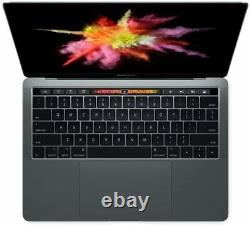 Apple MacBook Pro With Touch Bar (2017) Intel Core i5, 8GB, 256GB, Space Grey