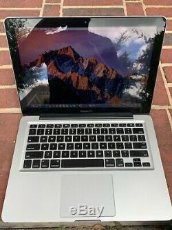 Apple MacBook Pro i5-2.5GHz-8GBRA-500GBHD -(A1278)-13.3 -MD313LL/A-(2012)