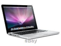 Apple MacBook pro Intel core (i7) 13.3 2.4 GHz, 8GB RAM 500GB HDD
