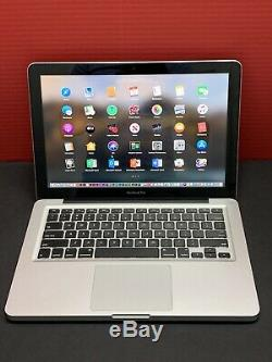Apple Macbook Pro 13.3 2012 2.5GHz intel Core i5 8GB RAM 128GB SSD