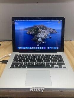 Apple Macbook Pro 13 Core i5 2.3/4GHz 4GB RAM 500GB HDD MacOS Catalina Grade C